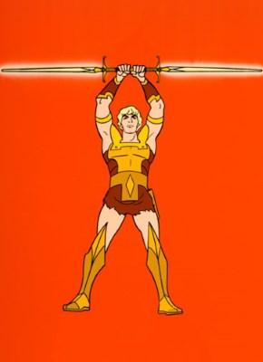 Galtar et la lance d'or