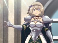 La sainte d'Orléans