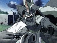 Son nom est Gundam