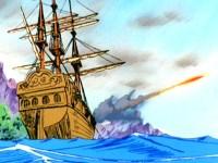 Un bateau de fortune