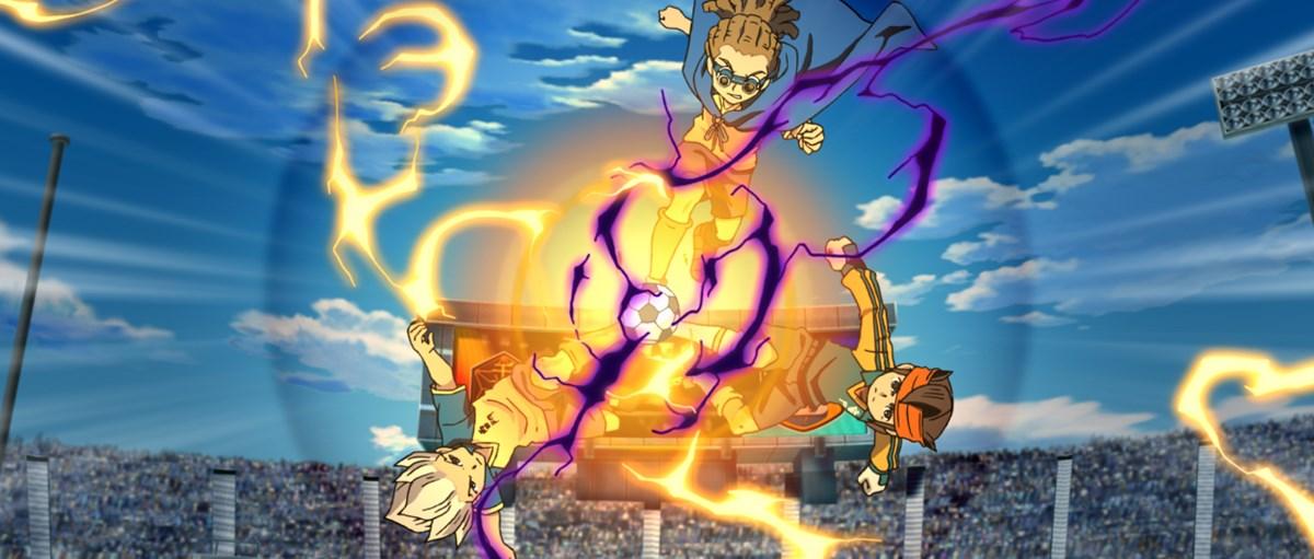 Inazuma Eleven : les 4 séries !
