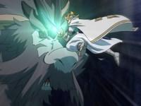 Le roi Arthur et la reine des Dragons
