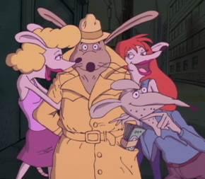 Inspecteur Mouse