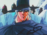 Rock, le cavalier sans peur ! Je ne crois pas en Kenshiro !!