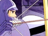 Tristan, le chevalier à la harpe