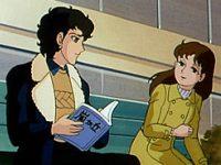 Katherine et Heathcliff