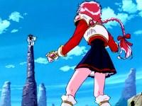Alcyone, une magicienne déterminée !