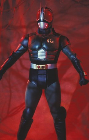 Masked Rider, le justicier de l'espace