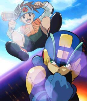Megaman NT Warrior
