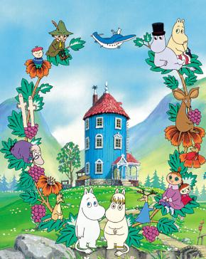 Les Moomins