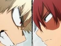 Shoto VS. Katsuki
