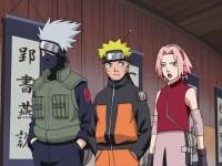 L'équipe de Kakashi passe à l'attaque