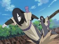 Orochimaru contre l'hôte