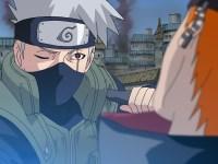 Pain contre Kakashi