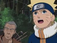 Naruto et le vieux soldat
