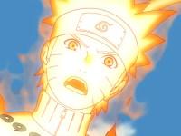 Naruto sur le champ de bataille