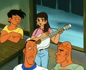 Nathalie et ses amis