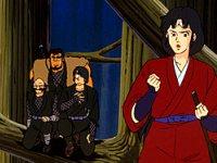 La ninja de charme