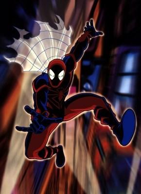 Les nouvelles aventures de Spiderman