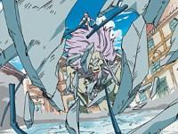 Situation désespérée ! Morge, le dresseur de fauves contre Luffy !