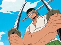 Combat acharné ! Zoro, le manieur de sabre contre Cabaji, l'acrobate !