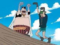 Le duo de choc ! Les frères siamois contre Zoro
