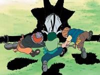 La bataille contre Kuro ! La détermination d'Usopp !