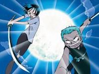 Le passé des trois sabres ! La promesse de Zoro et Kuina !