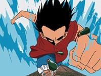 Je ne mourrai pas ! Combat acharné : Luffy contre Don Krieg !