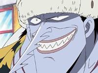 Le plus ingrat des mers de l'est ! Arlong, le pirate homme-poisson !