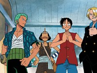 Luffy en grand danger ! Le clan de Luffy contre les hommes-poissons