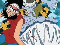 Arlong, l'homme-requin ! Le danger vient de la mer !