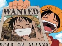 La tête mise à prix ! Luffy au chapeau de paille devient une célébrité mondiale