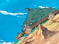 L'attaque d'Erik ! La grande évasion de l'île du vaisseau de guerre !