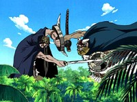Luffy en colère ! Le duel sacré est menacé