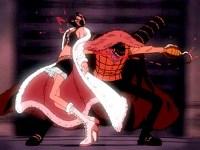 Ça sent le croco ! Luffy, cours jusqu'au mausolée royal !