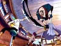 Un célèbre chasseur de pirates ! Zoro, le sabreur errant