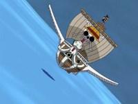 Le bateau part dans le ciel ! Chevauchons le Knock-Up Stream