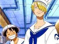 Sanji le cuistot ! Prouver sa valeur dans les cuisines de la marine !