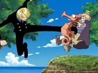 Zoro montre les crocs ! Une bête sauvage se dresse !