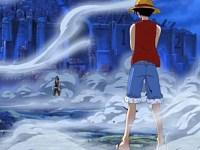 Luffy contre Usopp ! Le choc entre deux hommes obstinés !