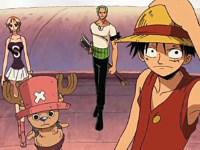 Il faut coincer Robin ! La décision des pirates au chapeau de paille !