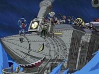 Une brèche dans la vague ! Le combo ultime : Luffy et Zoro