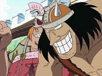 Luffy débarque ! Grande bataille sur l'île judiciaire !