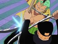 Les pouvoirs des fruits du démon ! Les grandes transformations de Kaku et Jabura !