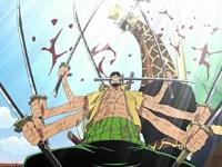 Zoro, dieu ou démon ? Vision de l'avatar d'Ashura