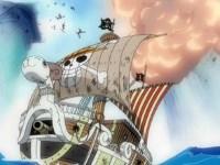 Un ami arrive par la mer ! L'équipage au chapeau de paille plus uni que jamais !