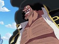 Un pouvoir malfaisant. Les ténèbres de Barbe Noire attaquent Ace !