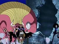 L'équipage du chapeau de paille est anéanti. Le plein potentiel du fruit de l'ombre