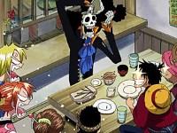 De retour à l'époque féodale ! Luffy le chef est toujours là !